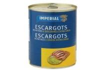 imperial escargots