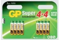 gp super alkaline batterijen