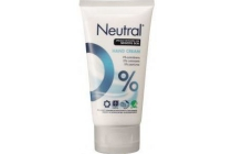 neutral handcream sensititve