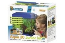 superfish aquarium en ldquo aqua 20 junior kit en quot