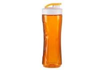 domo fles 600 ml oranje
