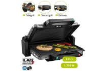 silvercrest contactgrill
