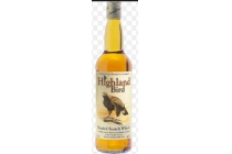 highland bird scotch whisky