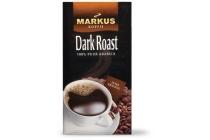 markus koffie dark roast