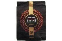 moreno dark roast koffiepads