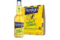 amigo tequila flavoured