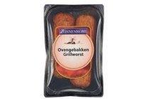 zonnenberg grillworst