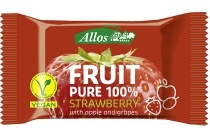 allos fruit pure 100 strawberry