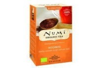 numi red mellow bush rooibos