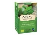 numi simply mint morrocan mint