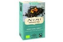 numi aged earl grey bergamot assam