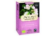 numi white rose velvet garden