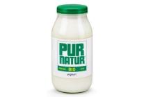 pur natur yoghurt