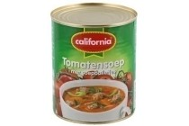california tomatensoep