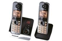 panasonic kx tg6722nlb dect telefoon