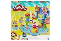 play doh cupcake feest