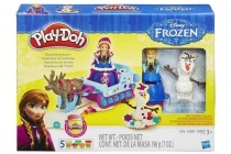frozen slee avontuur