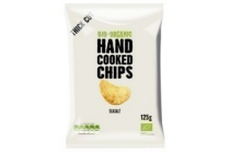 trafo hand cooked chips zout