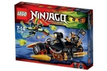 lego ninjago blaster motor
