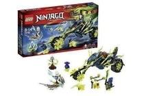 lego ninjago ketting voertuig hinderlaag