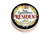 pr en eacute sident petit camembert