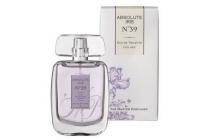 the master perfumer absolute iris n en deg 39 eau de toilette