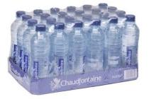 chaudfontaine koolzuurvrij tray met 24 flesjes