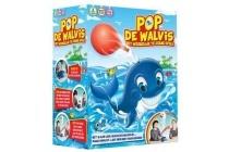 pop de walvis