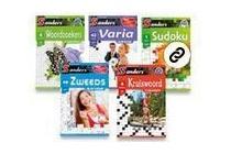 sanders puzzleboekjes