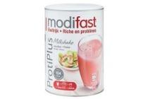 modifast protiplus milkshakes