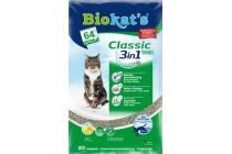 biokat s kattenbakvulling fresh