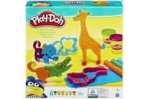 play doh make n mix dierentuin
