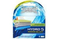 wilkinson hydro 5 power select navulmesjes