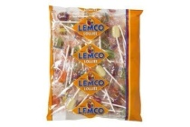 lemco lollies