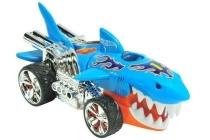 hot wheels extreme shark cruiser