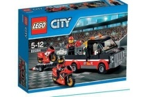 lego city racemotor transport