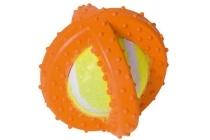 nobby ruberring met tennisbal