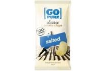 go pure classic chips gezouten