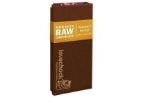 lovechock raw chocolade amandel en baobab