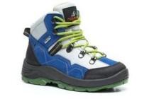 mountain peak leren jongens wandelschoenen
