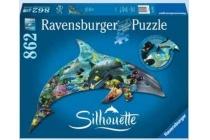 silpuzzel dolfijnenwereld ravensburger