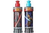 star wars light saber bottle douchegel