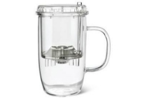 bredemeijer theeglas met filter 350ml