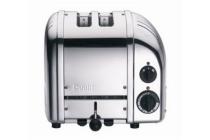 dualit broodrooster toaster newgen rvs