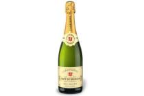comte de brismand champagne brut reserve