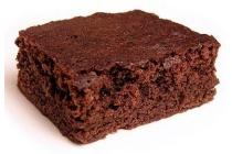 rioba chocolate brownie