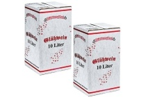 gl en uuml hwein bag in box 10 liter