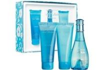 davidoff cool water women geschenkset
