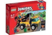 lego junior wegenbouwtruck