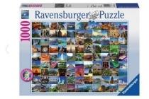 puzzel 99 mooie plekken op aarde
